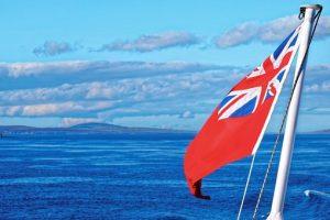 Beautiful day sailing